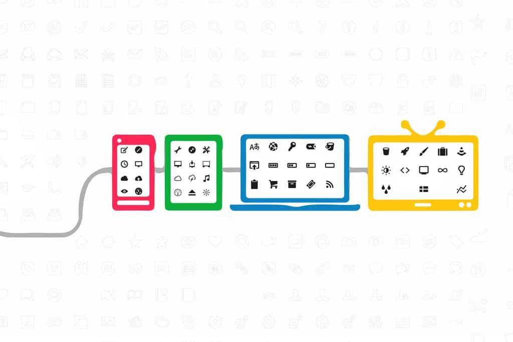 Continuidad de dispositivos en apps para eventos