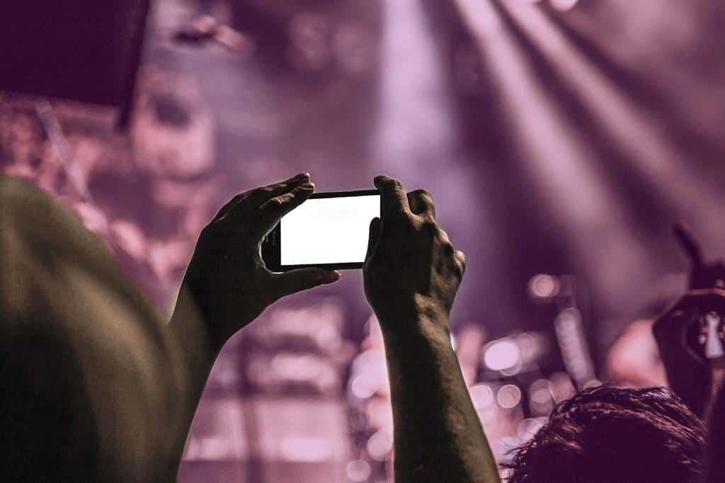 Tecnología transforma eventos