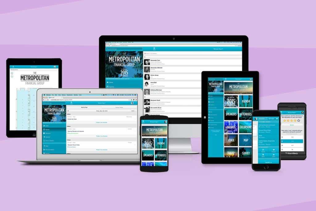 Diseño de apps para eventos