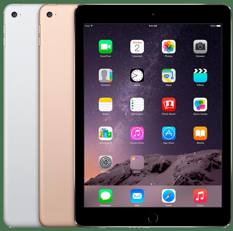 Alquiler de iPads