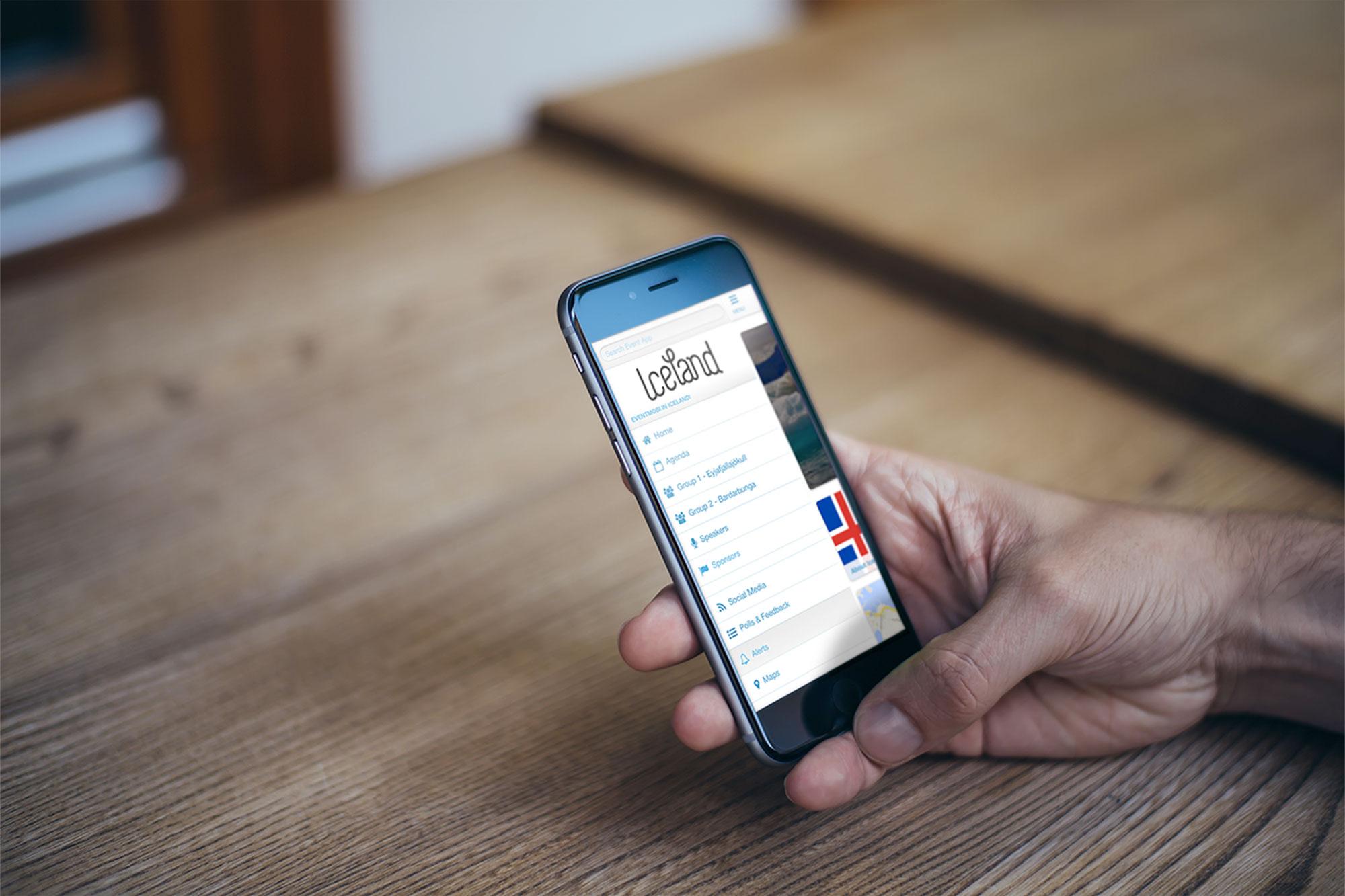 Apps para viajes de incentivo
