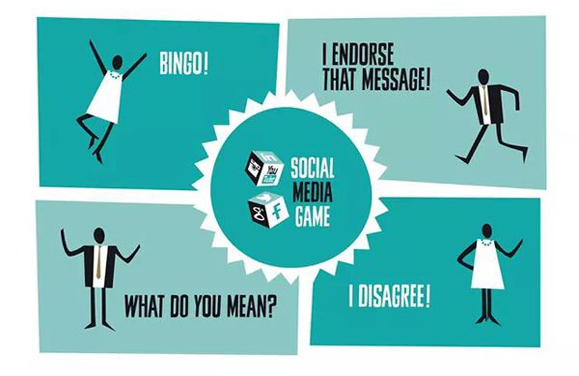 Social media game - gamificación para eventos