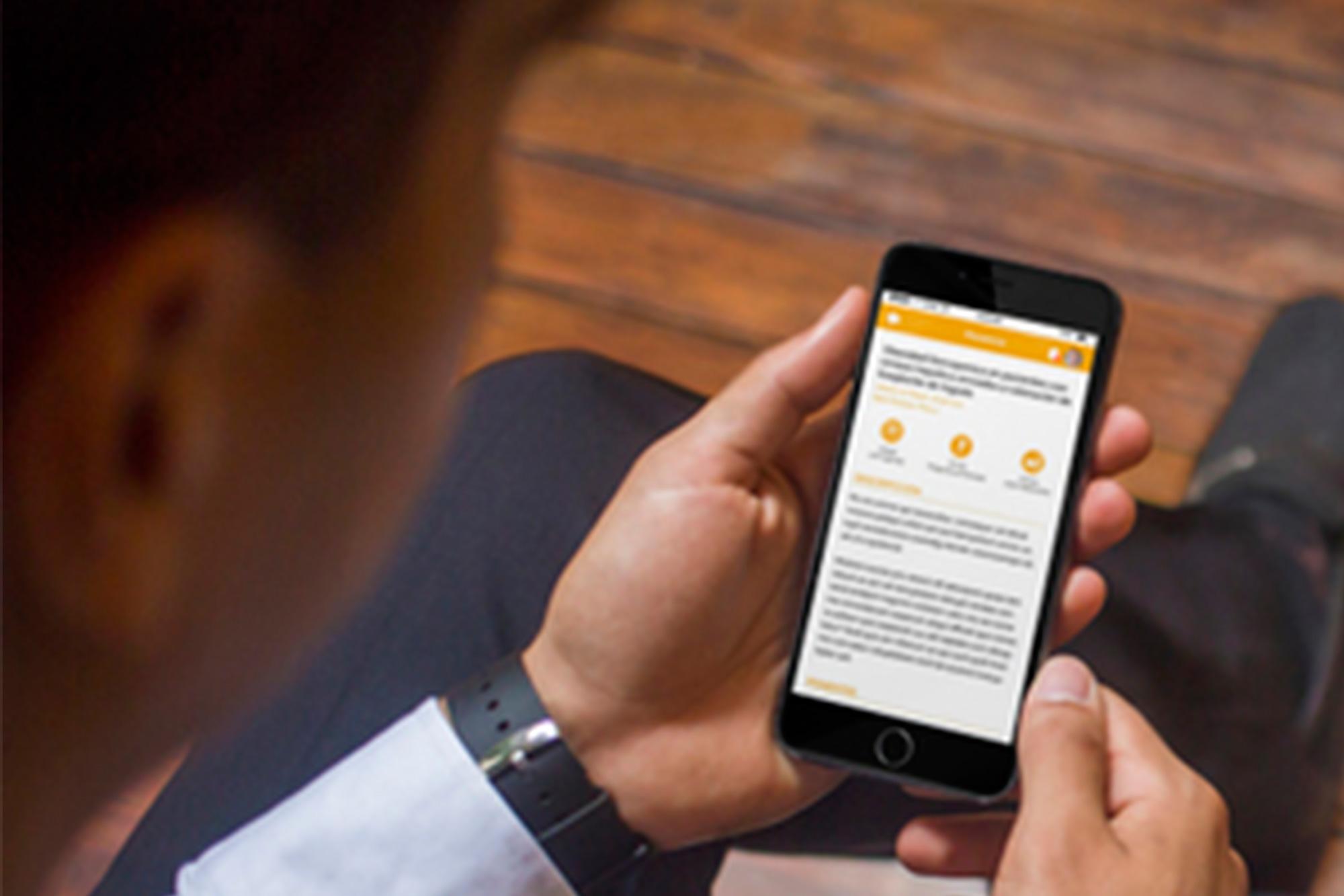 Apps para eventos corporativos - marketing
