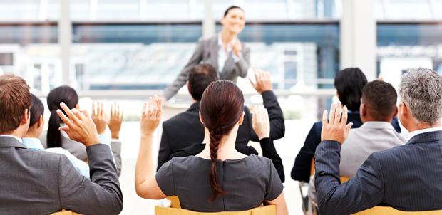 Interactividad en eventos