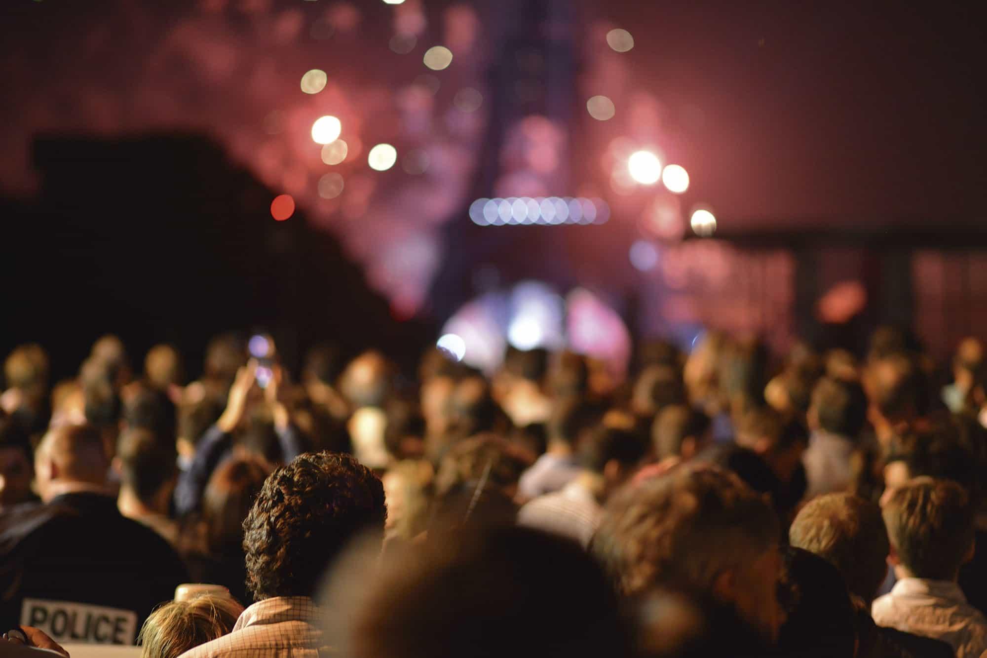 Cómo la tecnología cambia un evento en 9 pasos
