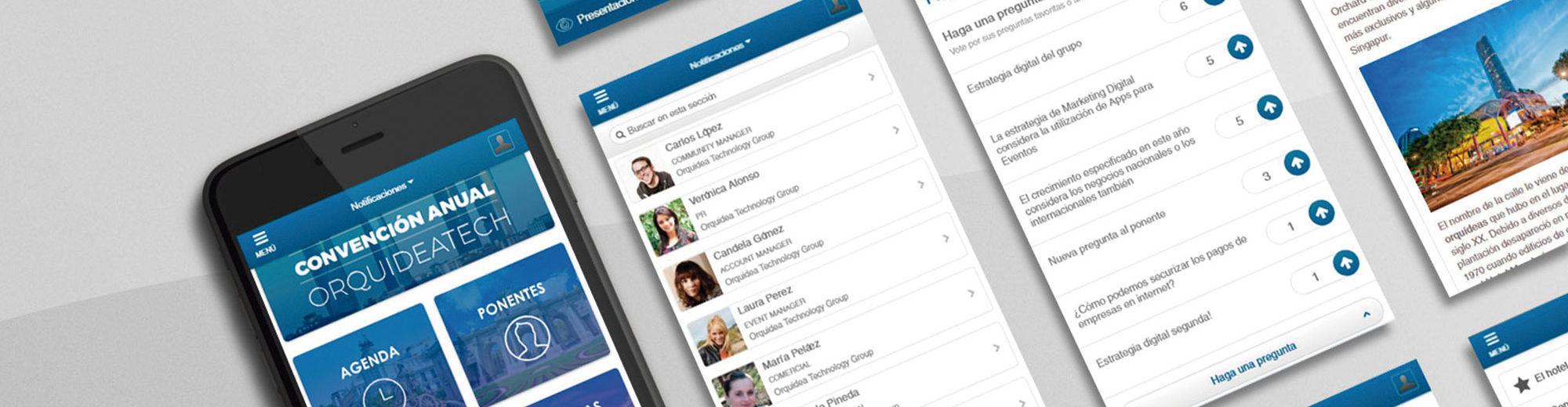 3 pasos para crear colecciones dentro de tus apps para eventos