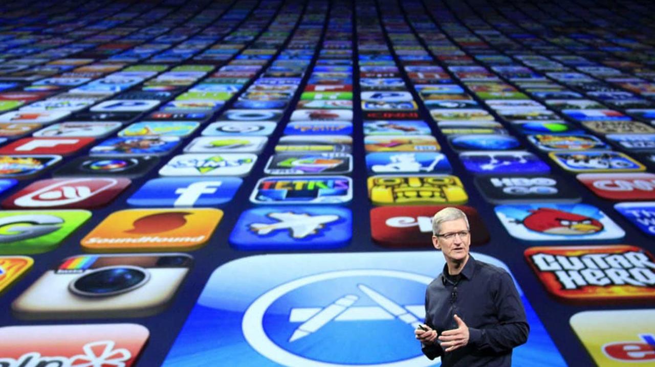 Apps para eventos basadas plantillas, ¿Que ocurre en la App Store?