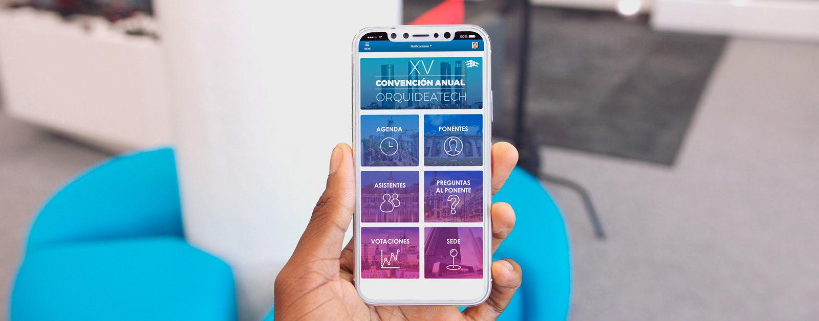 Las nuevas apps para eventos de EventMobi se adaptan a tus eventos