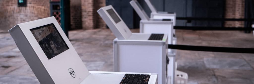 La mejor tecnología de acreditación y check-in en 2018