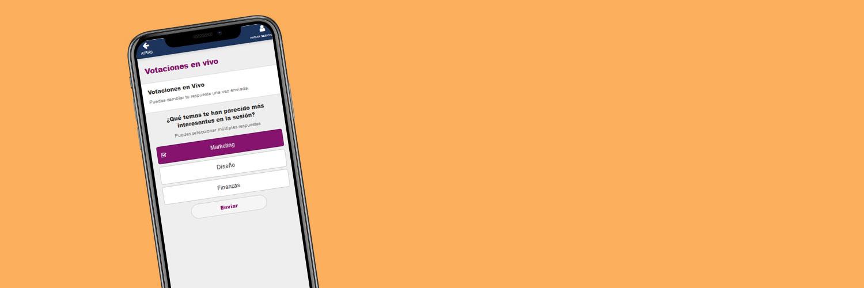 App para eventos: Haciendo crecer el engagement