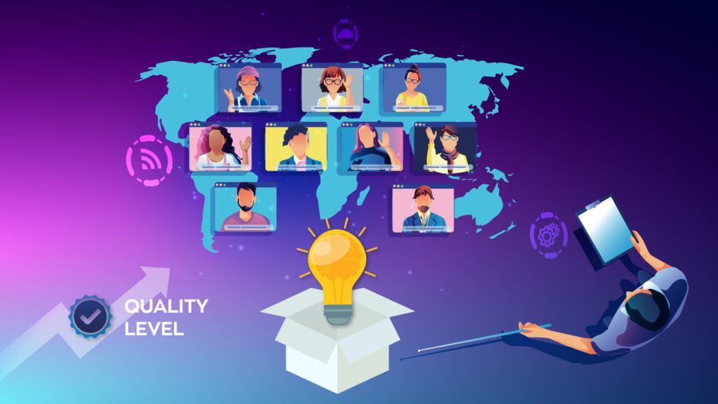 Recomendaciones para mejorar la calidad de los eventos virtuales