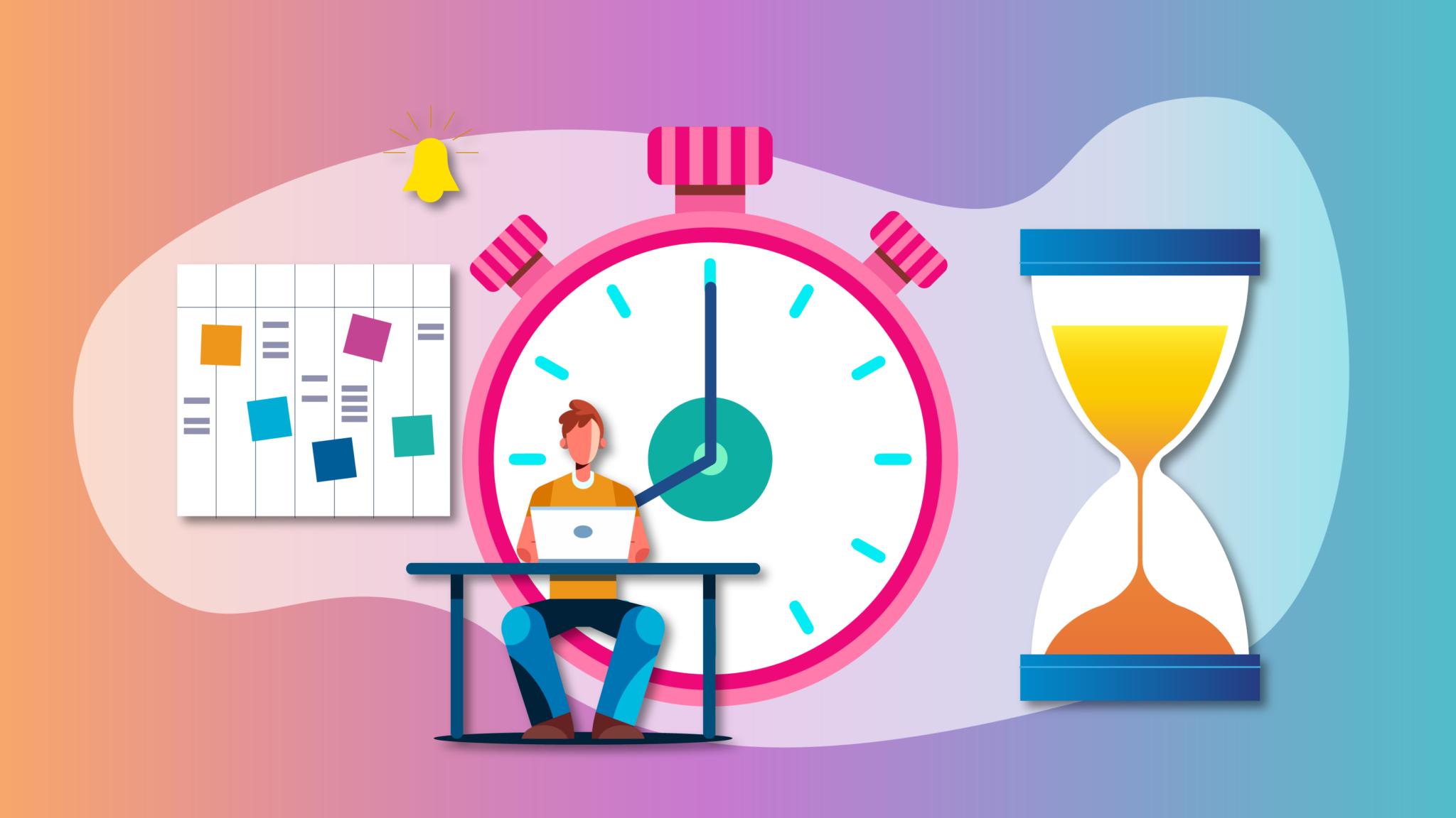 17 consejos para ahorrar tiempo en la organización de eventos